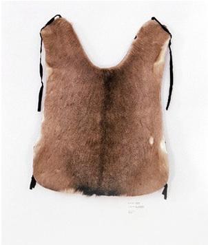 Animal fur clothing
