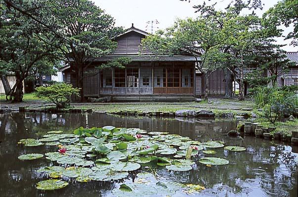 Former Sekikawa family's villa