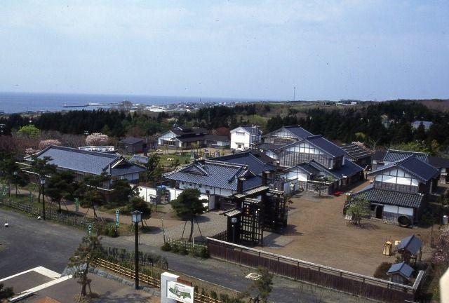 Matsumae Clan Residence