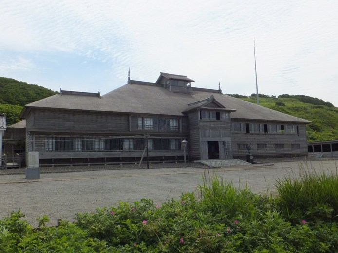 Former Hanada Fishers Residence (designated as an important cultural asset by the national government)