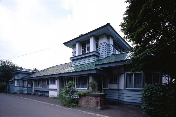 Sakaushi family residence