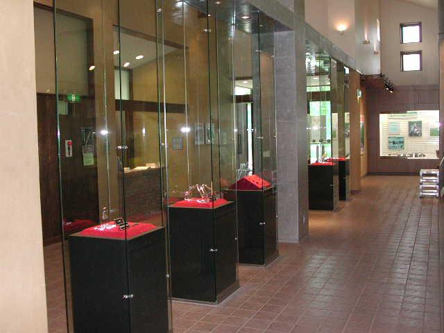 Kitakogane Shell Midden: Kitakogane Shell Mound Information Center 1