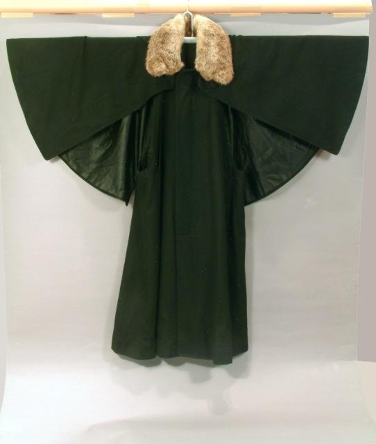 Inverness coat of around 1935