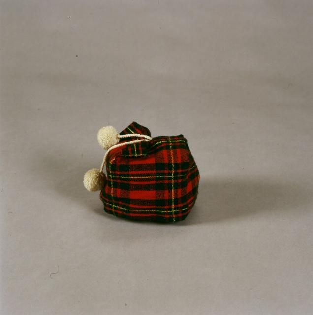 Homespun child's hat
