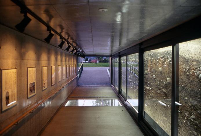 Irie-Takasago Shell Midden: Shell midden open exhibition facility