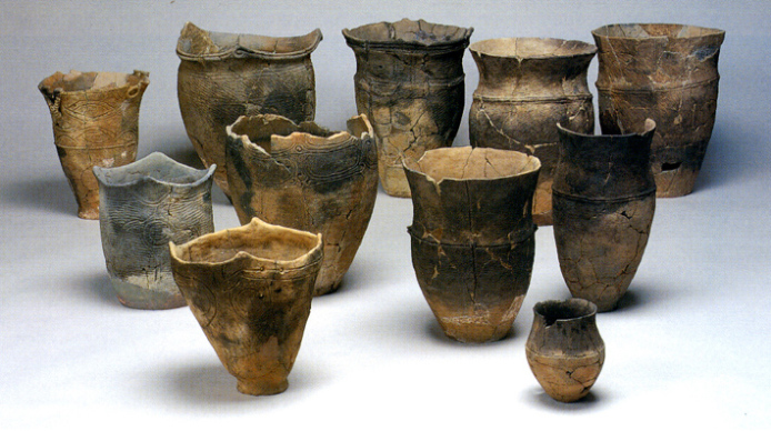 Ofune Site: Other excavated pottery items