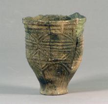 後北式土器の深鉢