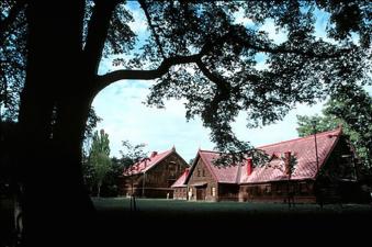国指定重要文化財・札幌農学校第2農場