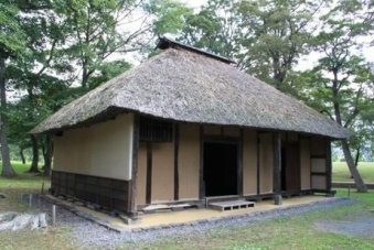 国指定重要文化財・旧三戸部家住宅
