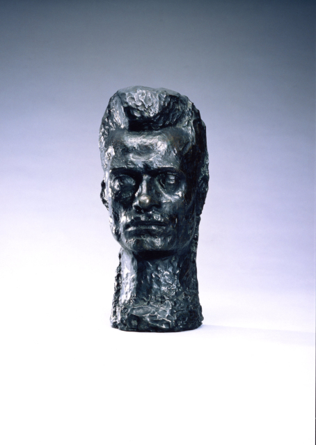 中原悌二郎「若きカフカス人」(1919年)