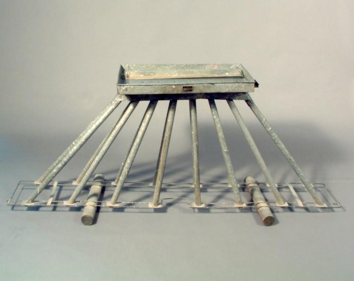 水稲直播器(通称タコ足)