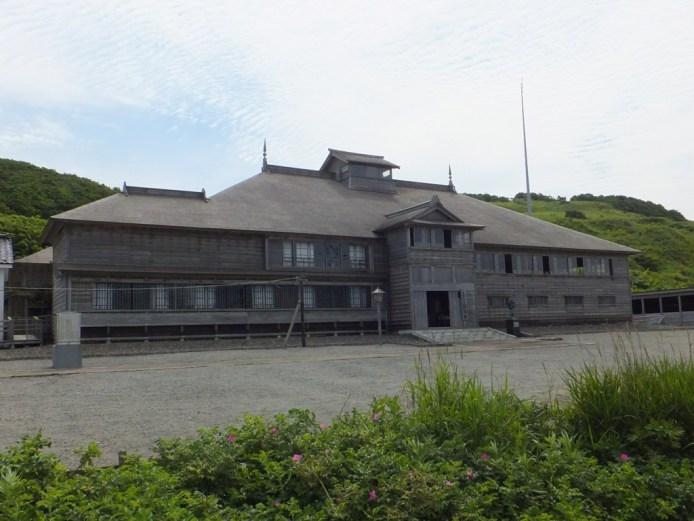 国指定重要文化財 旧花田屋番屋