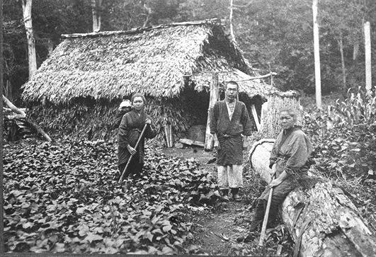 明治時代の移住者